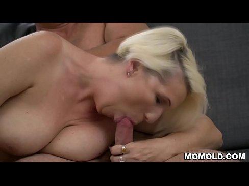 busty mature fucks much younger guy - bibi pink