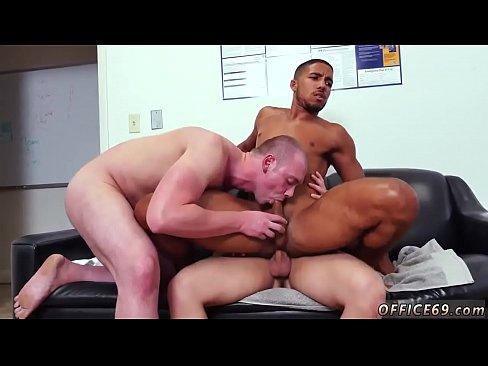 Gay - Trio Da Putaria Fazendo Suruba Gay