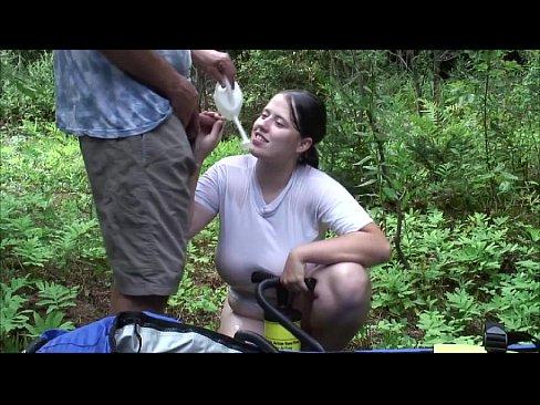 cover video busty boobiekat  great outdoor wet t shirt  wet t shirt